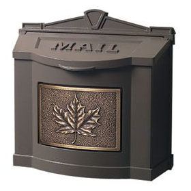 Wall Mount Mailboxes