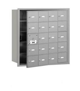 17-24 Compartments