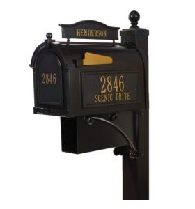 Mailbox and Post Packages