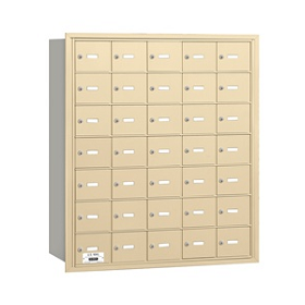 4B+ Horizontal Mailboxes