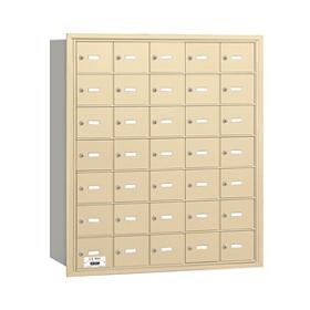 4B Horizontal Mailboxes