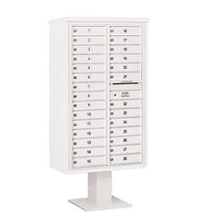 4C Pedestal Mailboxes