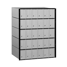 Aluminum Mailboxes