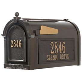 Whitehall Capitol Mailbox