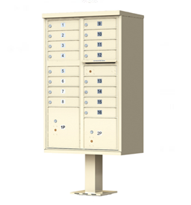 Standard Cluster Box Units