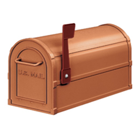 Salsbury Antique Rural Mailbox