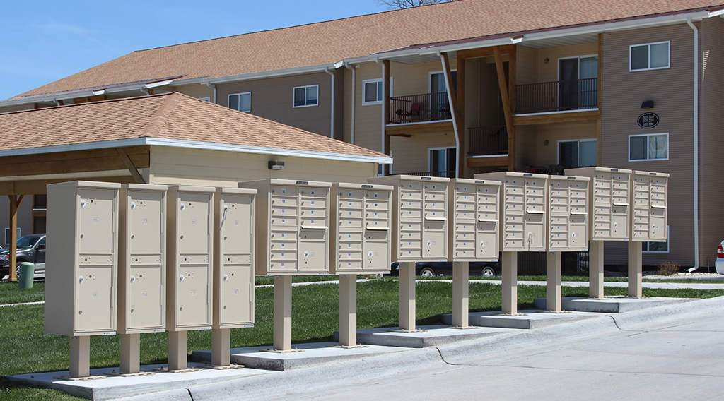 Commercial, Community and Residential Mailboxes ...
