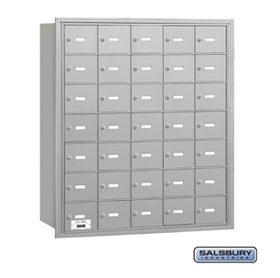 4B Mailboxes