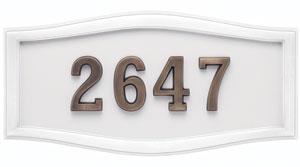 All WhiteBronze Numbers