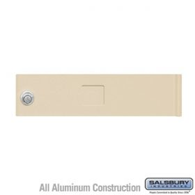 Salsbury Replacement Door and Lock - Standard A Size - for Cluster Box Unit - with (3) Keys