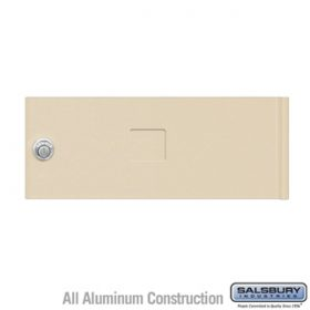 Salsbury Replacement Door and Lock - Standard B Size - for Cluster Box Unit - with (3) Keys