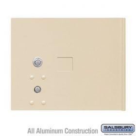 Salsbury Replacement Parcel Locker Door and Tenant Lock - for Cluster Box Unit - Small Parcel Locker - with (3) Keys