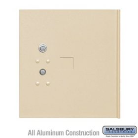 Salsbury Replacement Parcel Locker Door and Tenant Lock - for Cluster Box Unit - Large Parcel Locker - with (3) Keys